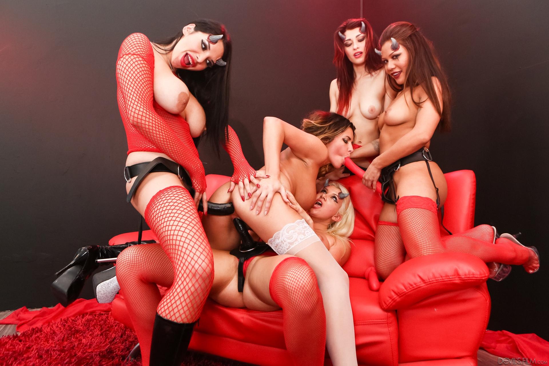 lesbian orgy anal Orgy Long Sex Tubes - Hot Hq Tube Movies.