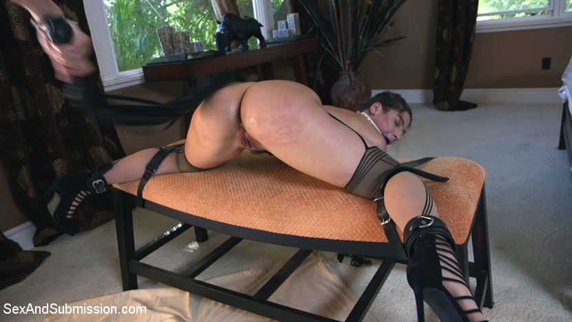 submissive sex toy abella danger used and abused anally in most flexible ways #4