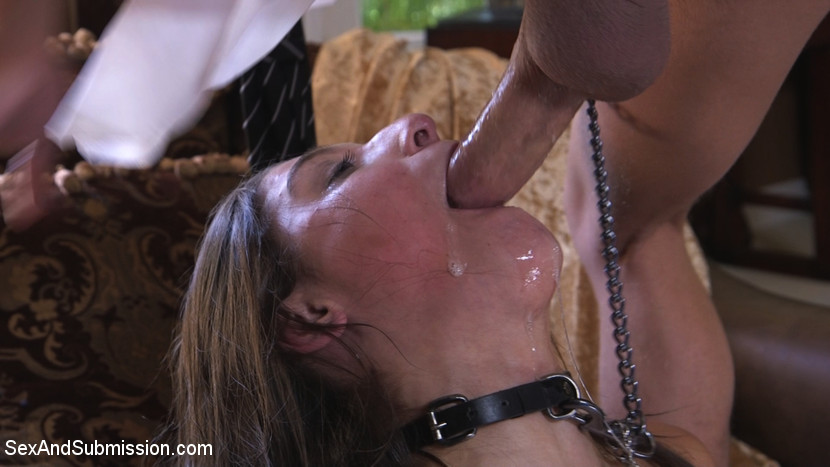 submissive sex toy abella danger used and abused anally in most flexible ways #6