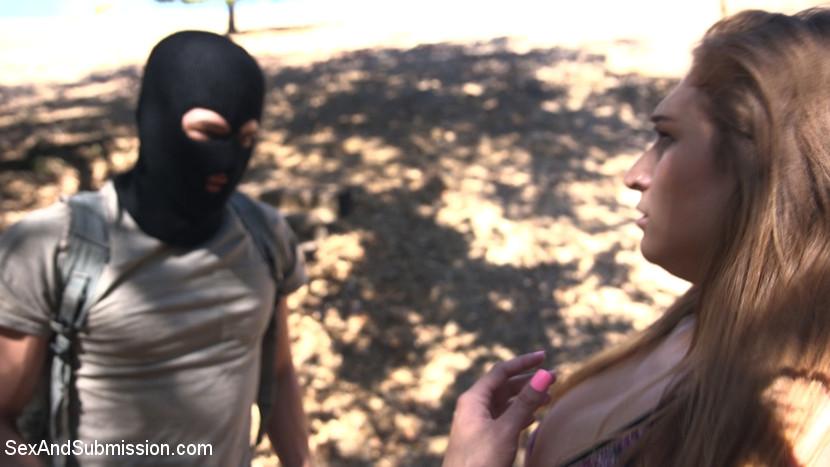 fierce schoolgirl brutality and rectum gape for maya kendrick #5