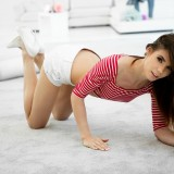 tender, almost anorexic girl is strangely extremely anal curious picture 3