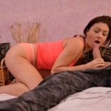 sexy mature stepmom delivers analsex that is refused by his wife picture 7
